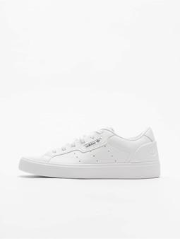 Adidas Originals Sleek Sneakers Ftwr White/Green/Core Black