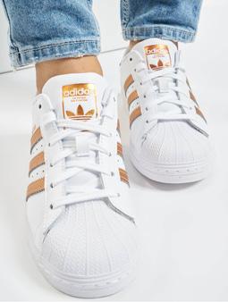 Adidas Originals Superstar Sneakers Ftwr White/Coppmt/Core Black