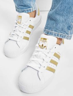 Adidas Originals Superstar Sneakers Ftwr White/Golden Met/Ftwr White