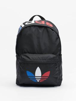 Adidas Originals Tricolor Backpack Black