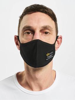 Alpha Industries Crew Face Mask Black