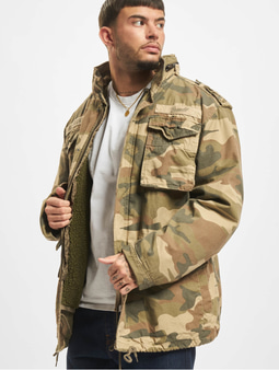 Brandit M65 Giant Winter Jacket Olive