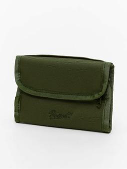 Brandit Two Wallet Olive