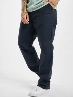 Carhartt Turner Single Knee Pants Navy Rinsed