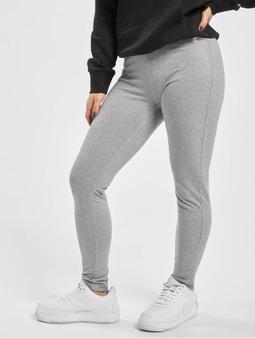 Champion Legacy Leggings Oxford Grey Melange Yarn Dyed