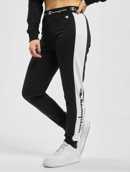 Champion Legacy Sweat Pants Navy/White