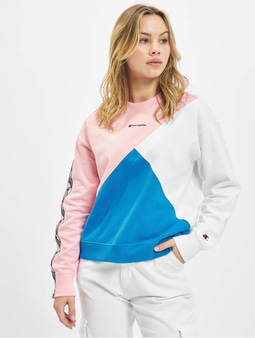 Champion Rochester Sweatshirt Cnp/White/Ipb