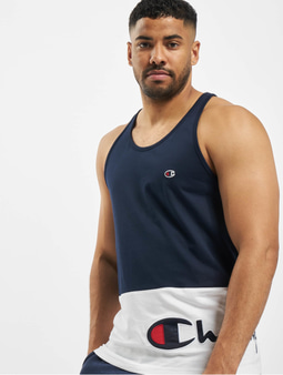 Champion Rochester Tank Top Navy/White
