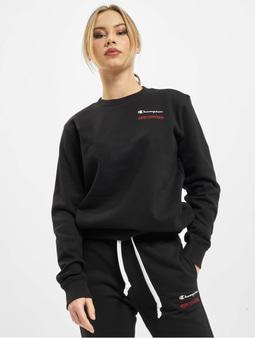 Champion Rochester x Super Mario Bros Sweatshirt Black Beauty