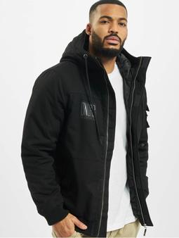Dangerous DNGRS Rufio Winterjacket Black