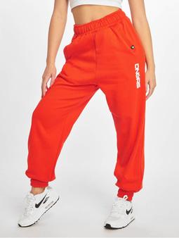 Dangerous DNGRS Leila Sweatpants Red