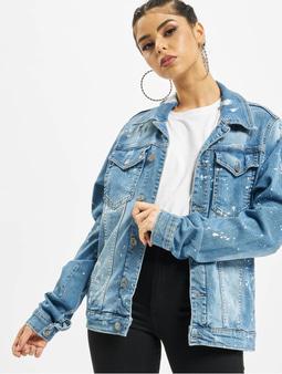 Cavallo Streets Jeans Jacket Light Blue Denim
