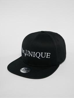 DEF Be Unique Snapback Cap Black