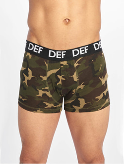DEF Dong Boxershorts Grey/Camouflage