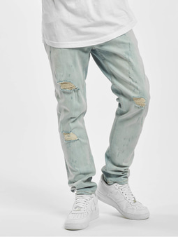 DEF Hever Slim Fit Jeans Light Blue