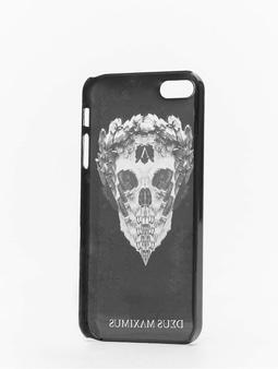 Deus Maximus Deus Deus iPhone Case Black