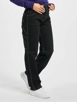 Dickies Park City Straight Fit Jeans Light Bleach