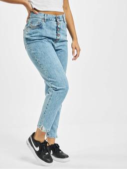 Diesel Mom Jeans Blue
