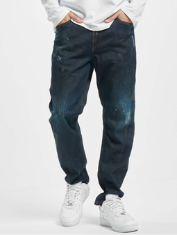 Diesel Straight Fit Jeans Blue