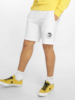 Diesel UMLB-Pan Shorts White