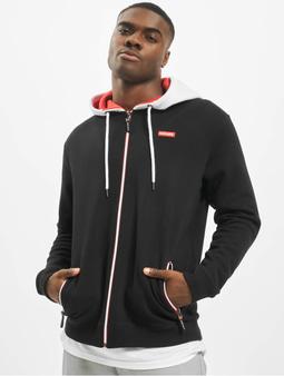 Ecko Unltd. Westford Zip Hoody Black/Red
