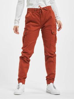 Eight2Nine Cargo Pants Rusty Orange