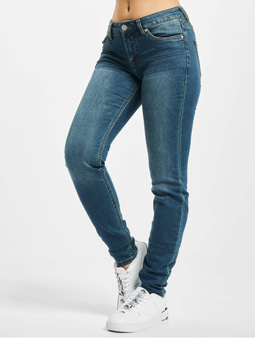 Eight2nine Skinny Jeans Dark Blue Denim