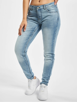Eight2nine Skinny Jeans Middle Blue Denim