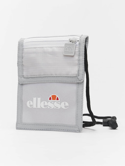 Ellesse Fontana Neck Pouch Bag Light Grey