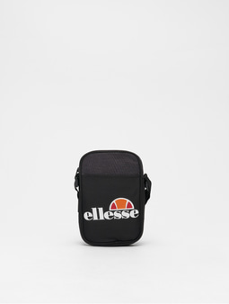 Ellesse Lukka Cross Body Bag Black/Charcoal Marl