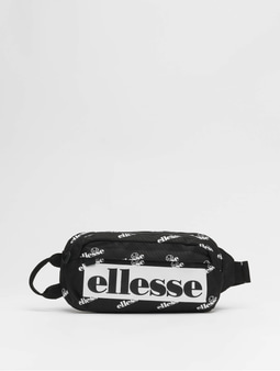 Ellesse Massan Bum Bag Black