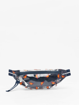 Ellesse Meddi Bum Bag Clear