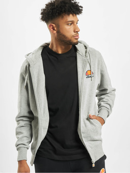 Ellesse Miletto Zip Hoody grey