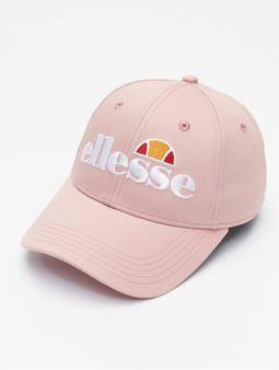 Ellesse Ragusa Snapback Cap Pink