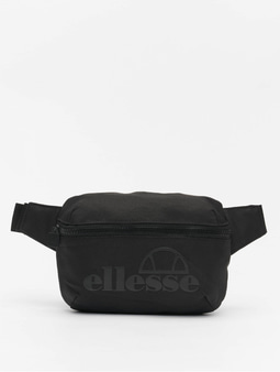 Ellesse Rosca Cross Body Bag Black Mono