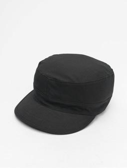 Flexfit Top Gun Ripstop Snapback Cap Black