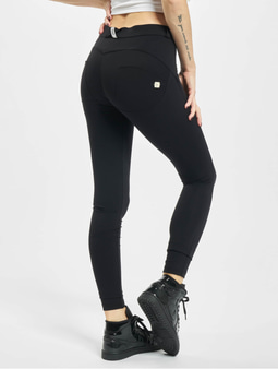 Freddy Super Diwo Pro Regular Skinny Jeans Black