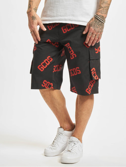 GCDS Shorts Black