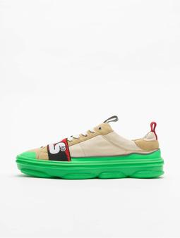 GCDS Sneakers Green Fluo