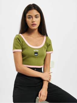 GCDS Top Olive