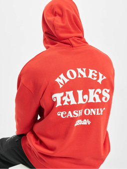 Helal Money Money Talks Hoody red