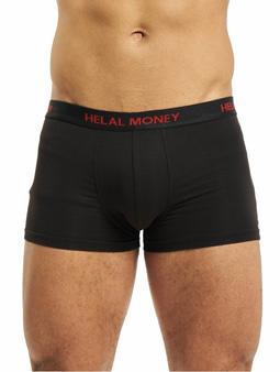 Helal Money Tan Tan Boxershorts Black
