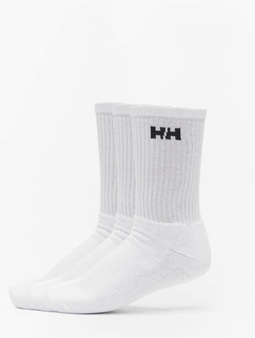 Helly Hansen 3-Pack Sport Socks White