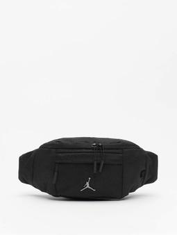 Jordan Ele Jacquard Crossbody Backpack Wolf Grey