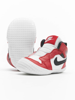 Jordan Jordan 1 WHITE/BLACK-VARSITY RED