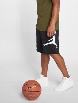 Nike Jumpman Logo Fleece Shorts Mystic Green/Hyper Pink