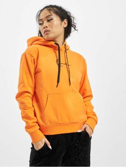 Karl Kani Kk Small Signature Hoody Orange