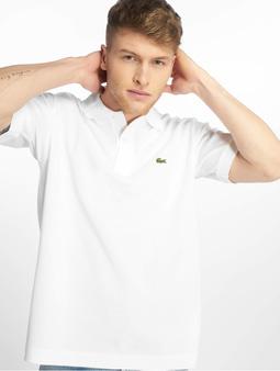 Lacoste Classic Basic Polo Shirt White