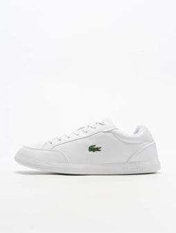 Lacoste Graduatecap Sneakers White/White