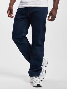 Levi's® 501® Button Fly Onewash Jeans Dark Blue (W 38  L 32